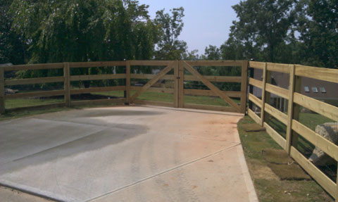 Mableton Professional Fence Installation Services.