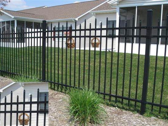 North Druid Hill's Top Fence Installation Experts.  Viking Fence